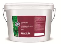 Объектная силикатная краска, экстра-матовая Biofa 3050 Solimin (Биофа 3050)