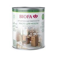 Масло для мебели, Biofa 2049 (Биофа)