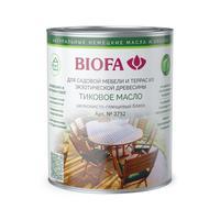 Тиковое масло, Biofa 3752 (Биофа)
