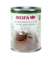 Масло для террас, Биофа 3753 (Biofa)