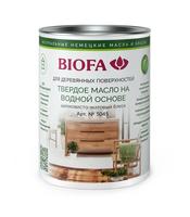 Твердое масло на водной основе, шелковисто-матовое Biofa 5045 (Биофа 5045)