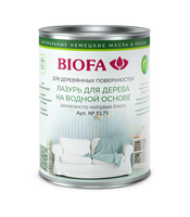 Лазурь для дерева, на водной основе Biofa 5175 (Биофа)
