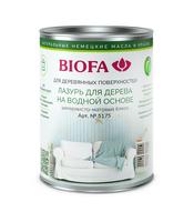 Лазурь для дерева на водной основе Biofa 5175 (Биофа 5175)
