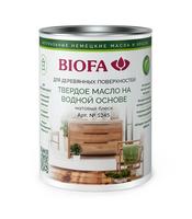 Твердое масло на водной основе, матовое Biofa 5245 (Биофа 5245)