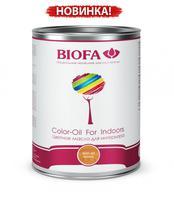 Цветное масло для интерьера, Бронза Biofa 8521-03 (Биофа 8521-03)