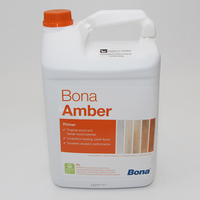 Bona Amber 1K водный ПУ грунт перед нанесением водных лаков,  совместим с темными и экзотическими породами