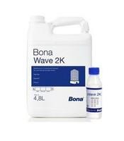 Bona Wave 2K усиленный водно-дисперсионный лак на основе полиуретана