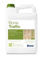 Bona Traffic полиуретановый лак на водной основе для полов с особо высокой нагрузкой: музеи, аэропорты и торгов. центры.