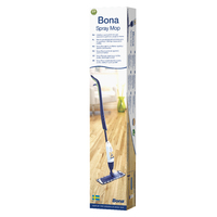 Bona Spray Mop Wood швабра со встроенным распылителем по уходу за полами покрытыми лаком