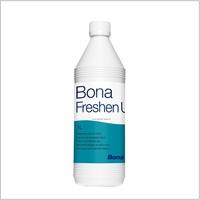 Bona Freshen Up  специальное средство на основе полиуретана для ухода и защиты особенно для пола с высокой нагрузкой