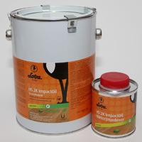 Loba HS 2K ImpactOil Масло,подходит для влажных помещений, объектов с повышенной нагрузкой, детской мебели