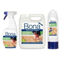 Bona Wood Floor Cleaner готовое к применению средство  для ежедневного ухода за лакированными полами
