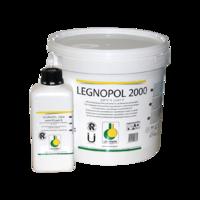 LECHNER Legnopol 2000  2-х компонентный гипоаллергенный полиуретановый клей для всех видов древесины