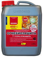 Огнебиозащита Neomid 450-1(1 Группа огнезащитной эффективности)