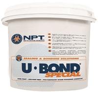 NPT U BOND SPECIAL Твёрдо-эластичный, однокомпонентный клей на базе чистого полиуретана