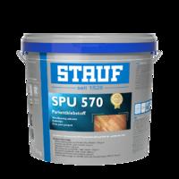 STAUF SPU-570 Прочнейший 1К жёстко-эластичный полиуретановый клей модифицированный силаном