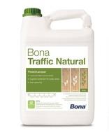 Bona Traffic Natural создаёт на поверхности невидимый защитный слой