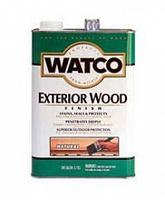 Защитное масло для деревянных фасадов и террас Watco